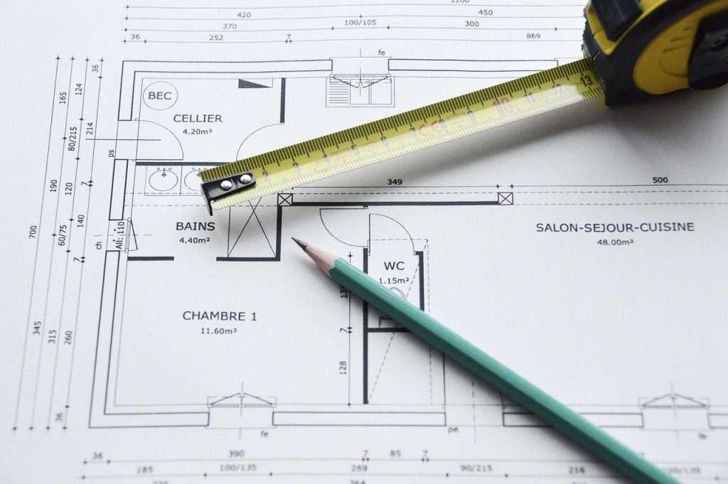 réaliser un plan de maison