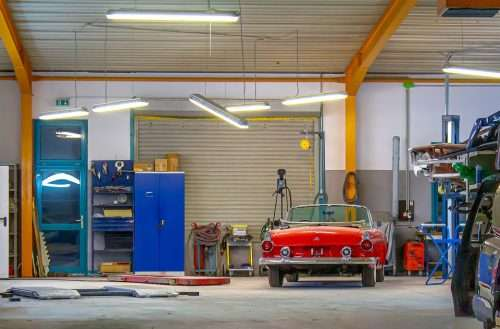 Astuces et démarches pour construire un garage