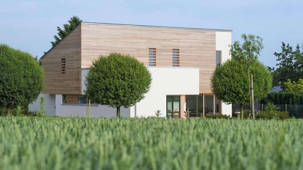les projets de maisons écologiques aux USA