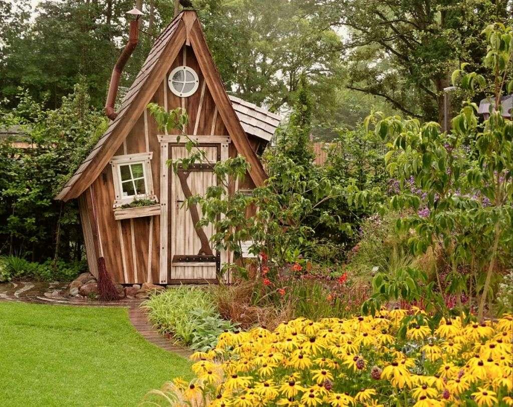 le studio de jardin