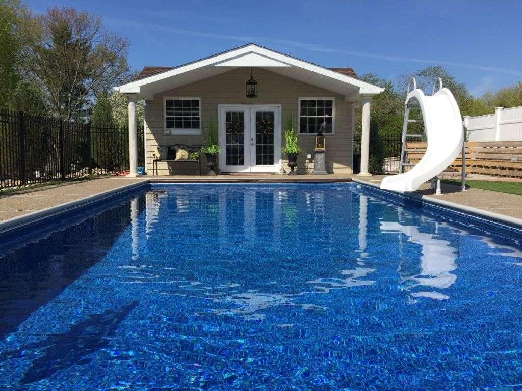 Bassin de piscine