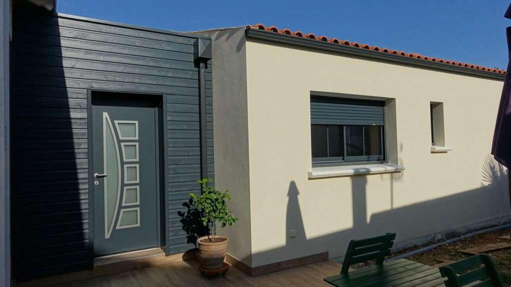 agrandissement pour une maison individuelle