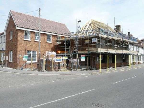 Construire un agrandissement de maison