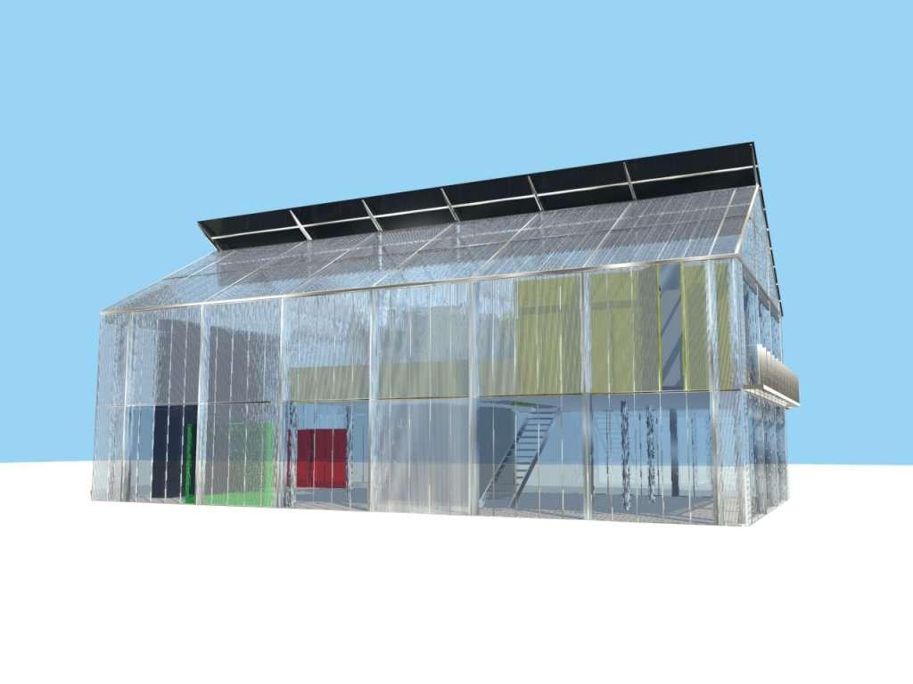 Permis de construire hangar