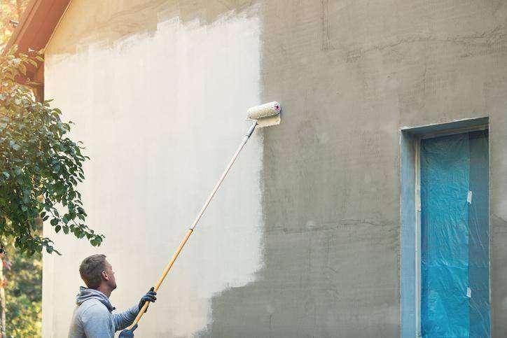peinture choisir pour l'extérieur