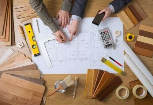 Cabinet d'architecte