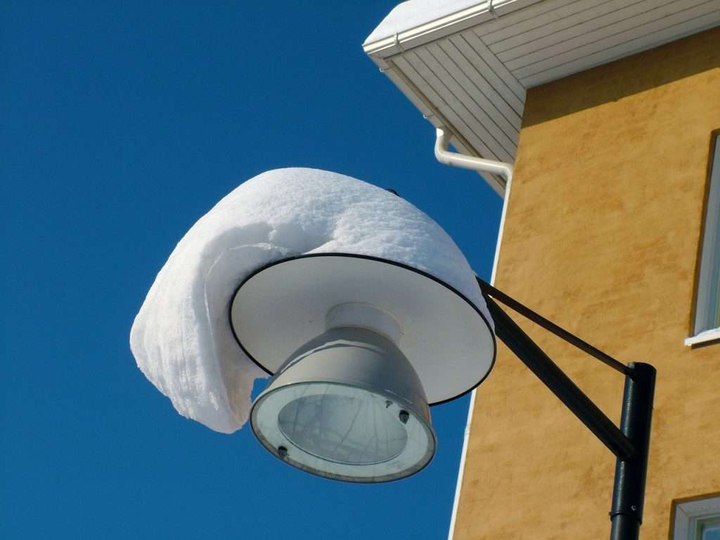 Des lampadaires originaux