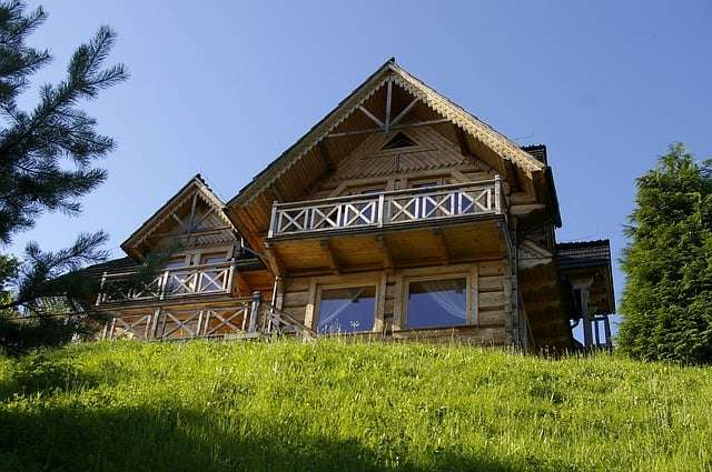 une surélévation de maison en bois