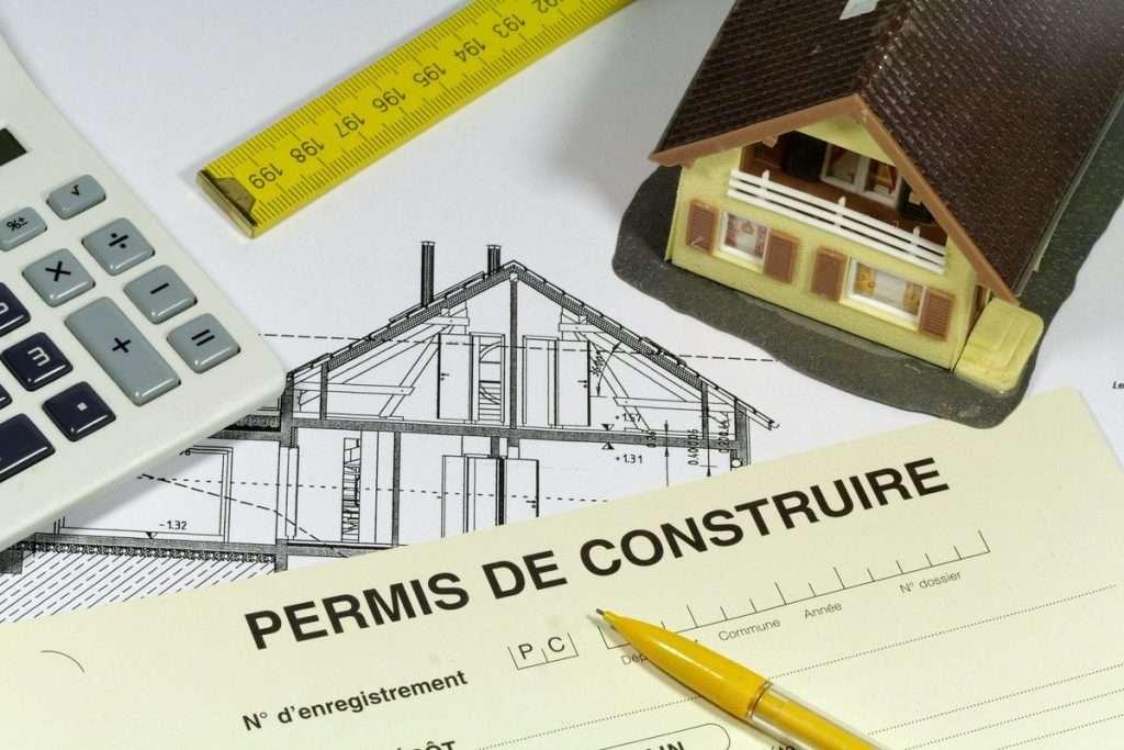 Les travaux concernés par le permis de construire