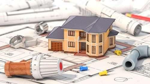 La déclaration de travaux et le permis de construire