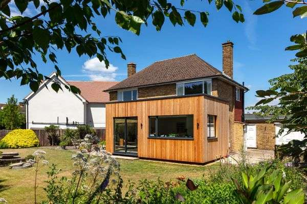 isoler une extension de maison