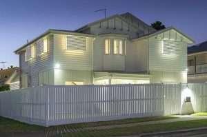 extension pour une maison individuelle