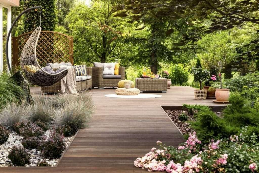 Jardin et décoration