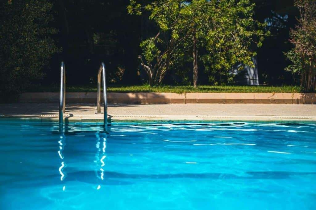 rénover la piscine