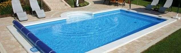 styles de finition pour une piscine