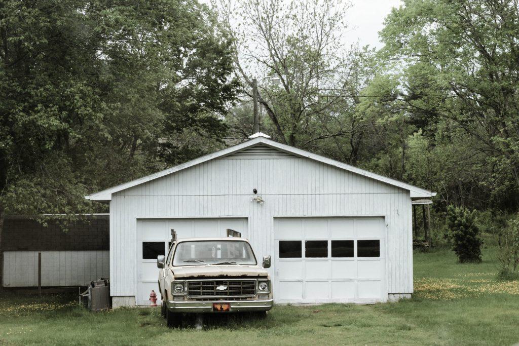 transformer un garage en pièce à vivre