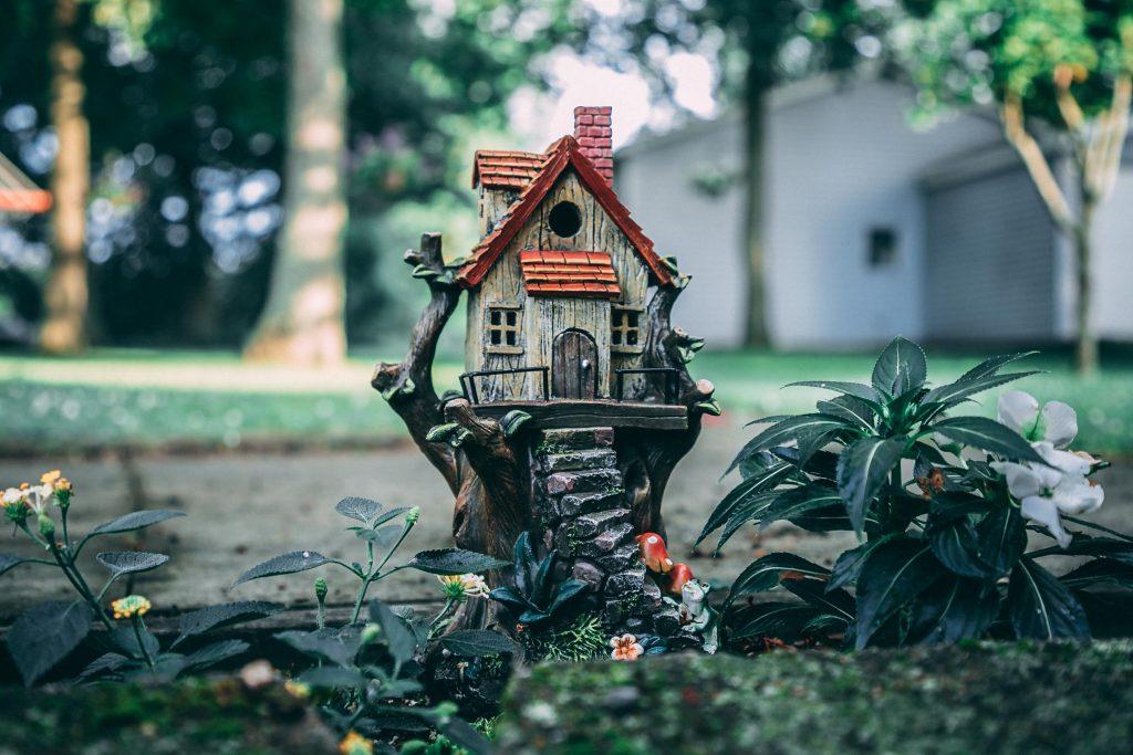 un tiny house