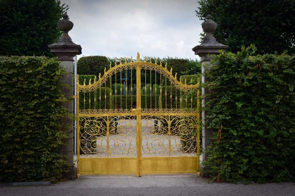 une autorisation de travaux pour portail et clôture