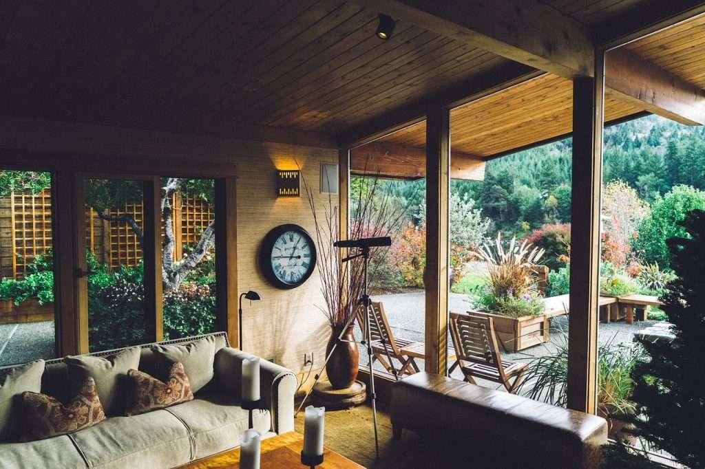 Agrandir sa maison avec une véranda