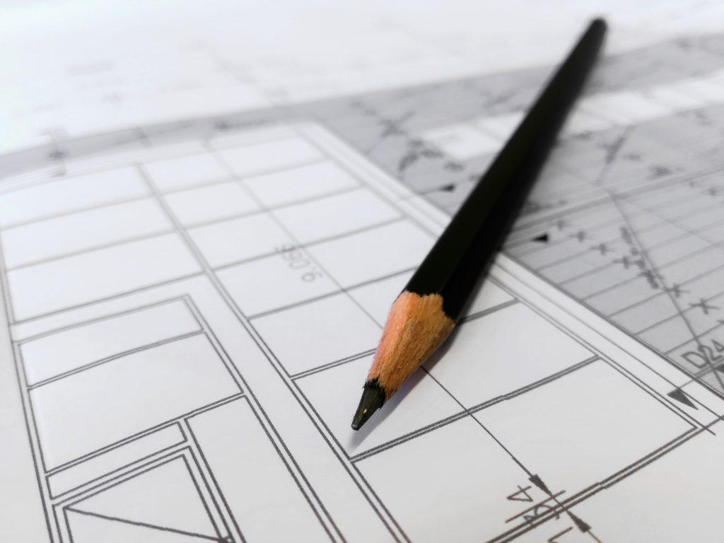 Autorisation pour construire par un architecte