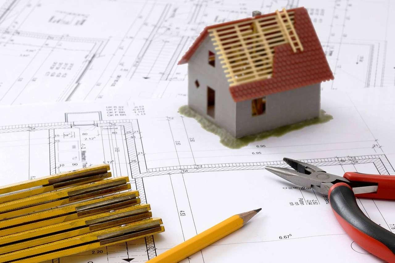 Planning construction maison